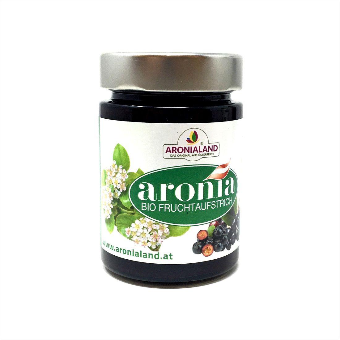 Aronia BIO - FRUCHTAUFSTRICH 210 g