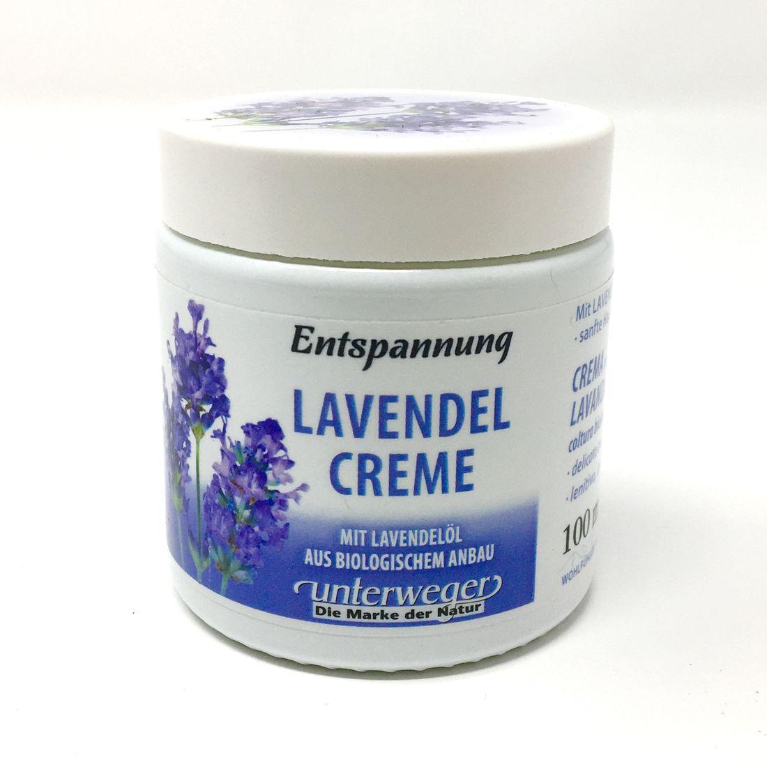 Unterweger ENTSPANNUNG Lavendel/Ceme/100ml