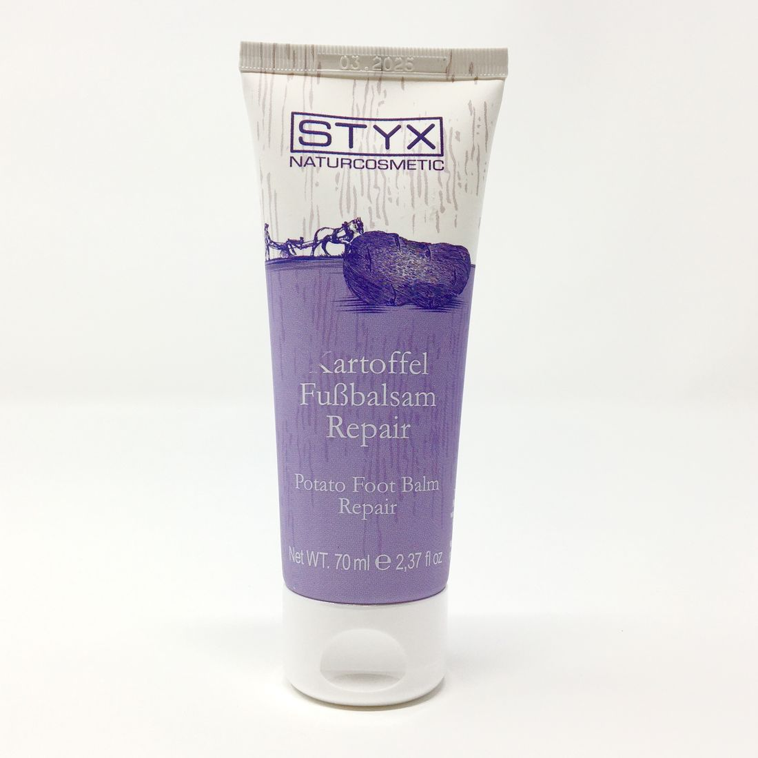 STYX Kartoffel Fußbalsam Repair 70ml (natürl. Duftnote: Lavendel)