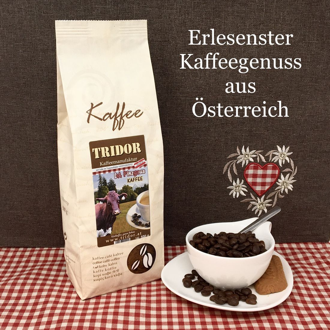 Da Pinzgaua Kaffee