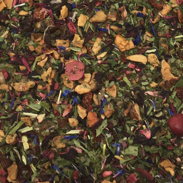Granatenha(n)fter Früchtetrip