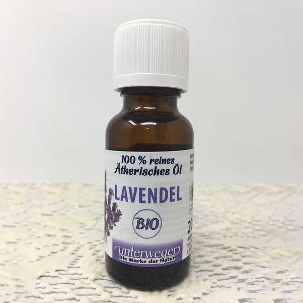 Unterweger BIO Lavendelöl 20 ml