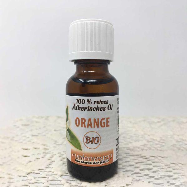 Unterweger BIO Orangenöl 20 ml